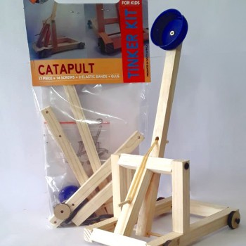 Catapult by Tinker Toys