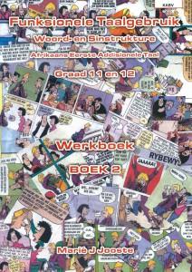 Marie Jooste Boeke | Graad 11 + 12 Werkboek