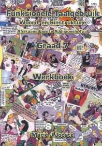 Marie Jooste Boeke | Graad 7 Werkboek