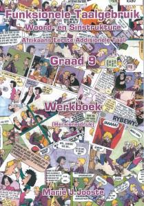 Marie Jooste Boeke | Graad 9 Werkboek