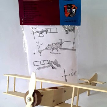 Airplane by Tinker Toys