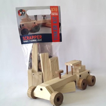 Scrapper by Tinker Toys